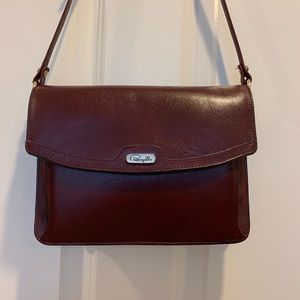 Handbags - Red Brown Leather Purse